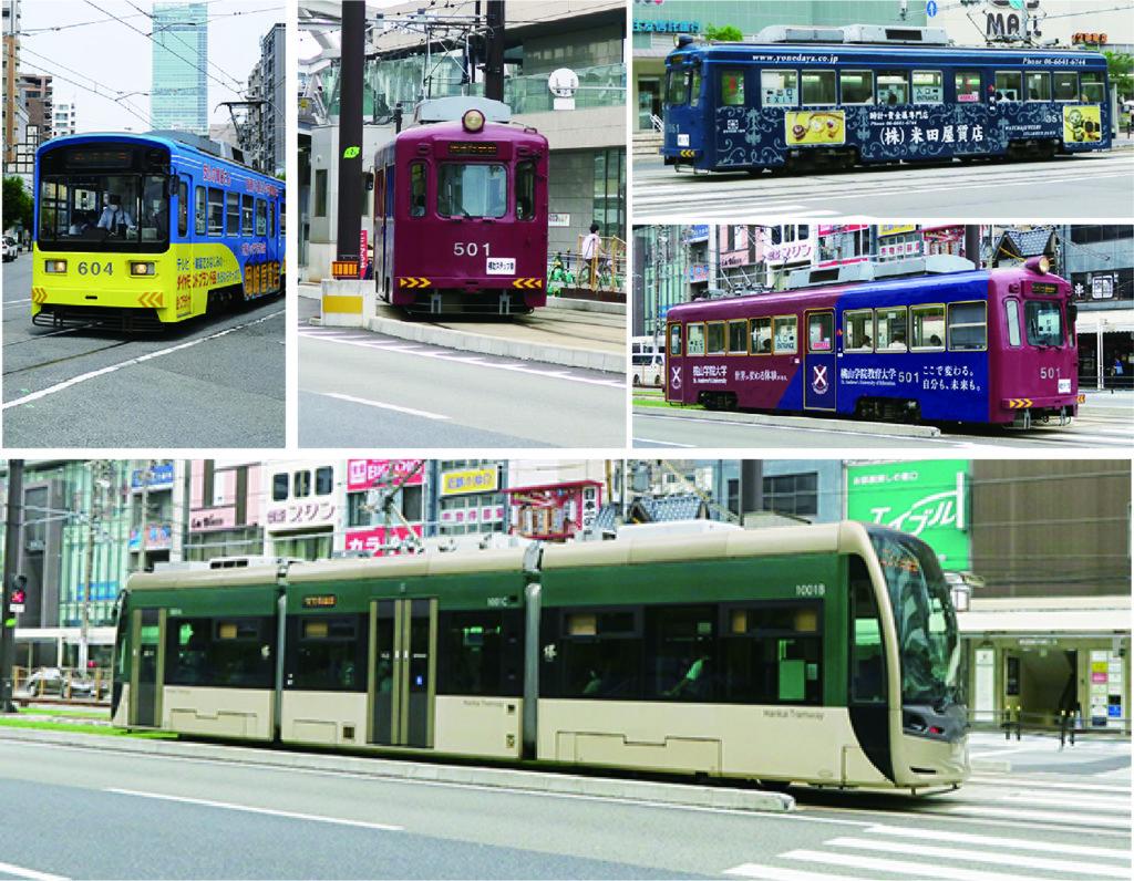 阪堺線車両